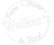 Walker's Farm logo white
