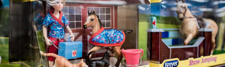 Breyer horse toys